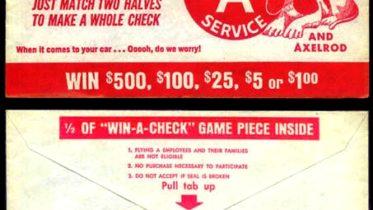 Collector Car Corner - Bill Goldmann's ultimate gas station game memories and website