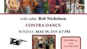 Contradance to welcome Silver Lining
