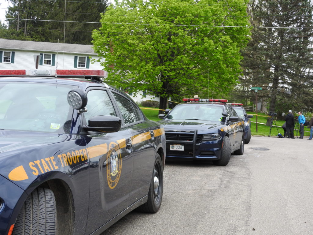 Two people in custody following Thursday morning home invasion in Apalachin