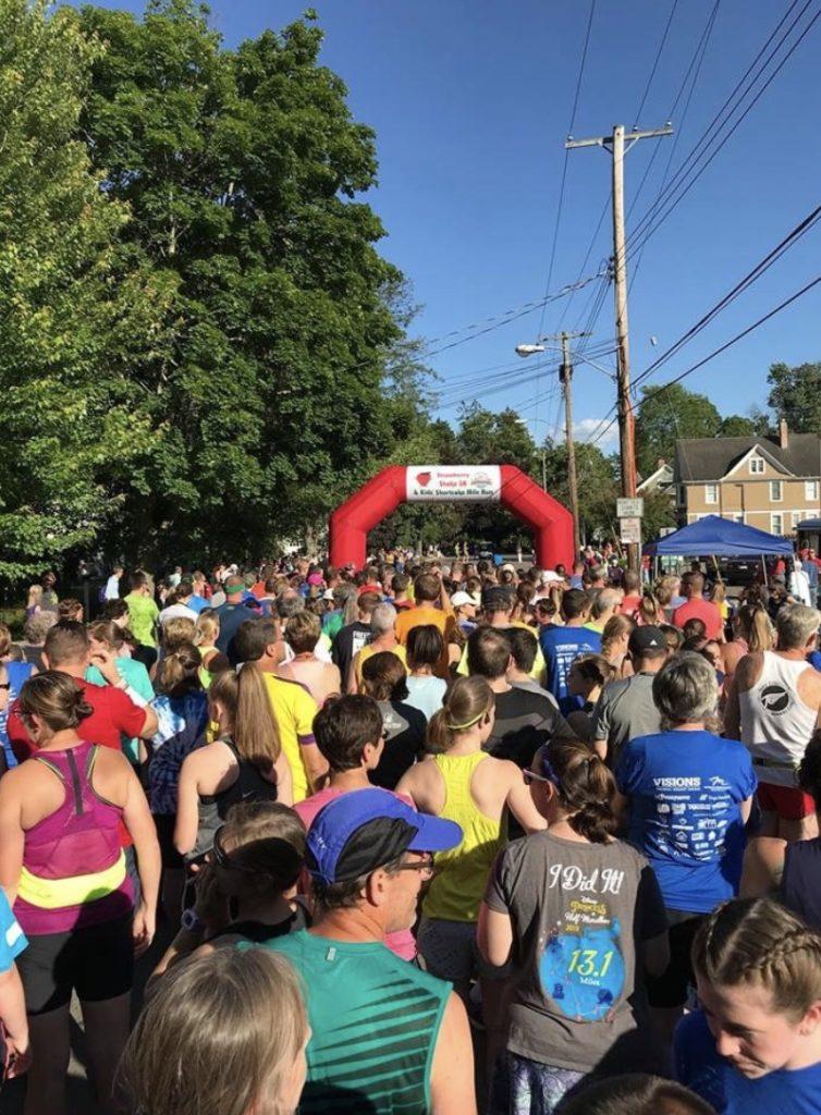 Annual Strawberry Shake 5K Run and Walk