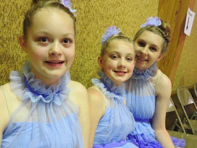 Dancers shine at recent recital