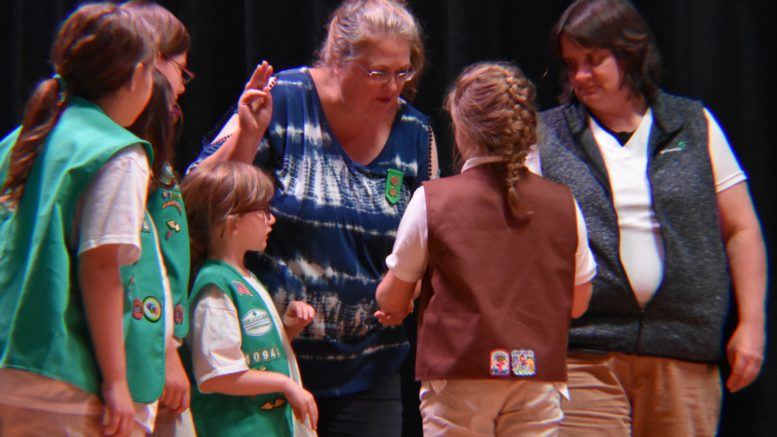 Girl Scout Awards