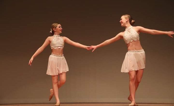 'Spectacular Sisters' excel at recent dance competition