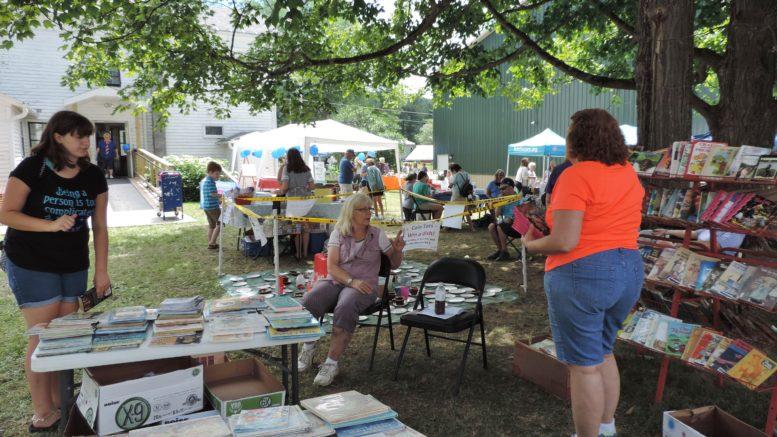 Berkshire Blueberry & Book Festival