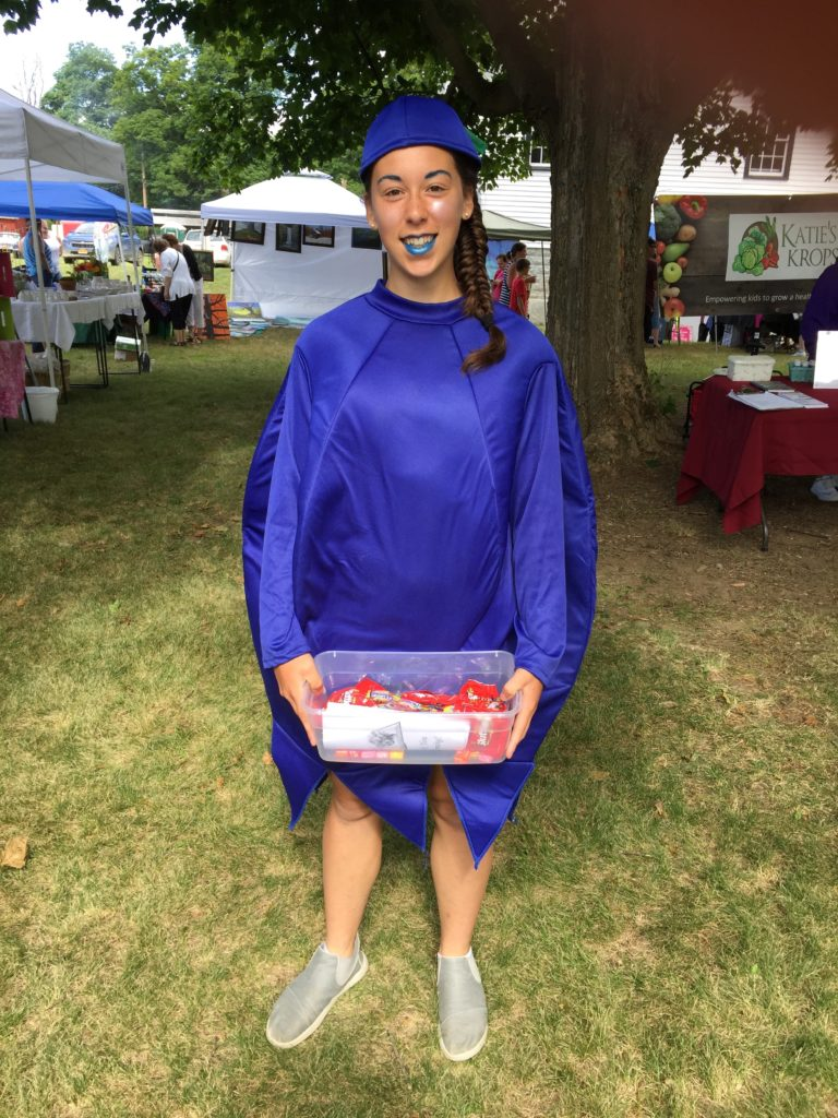 Arts and Entertainment at Berkshire's Blueberry and Book Festival