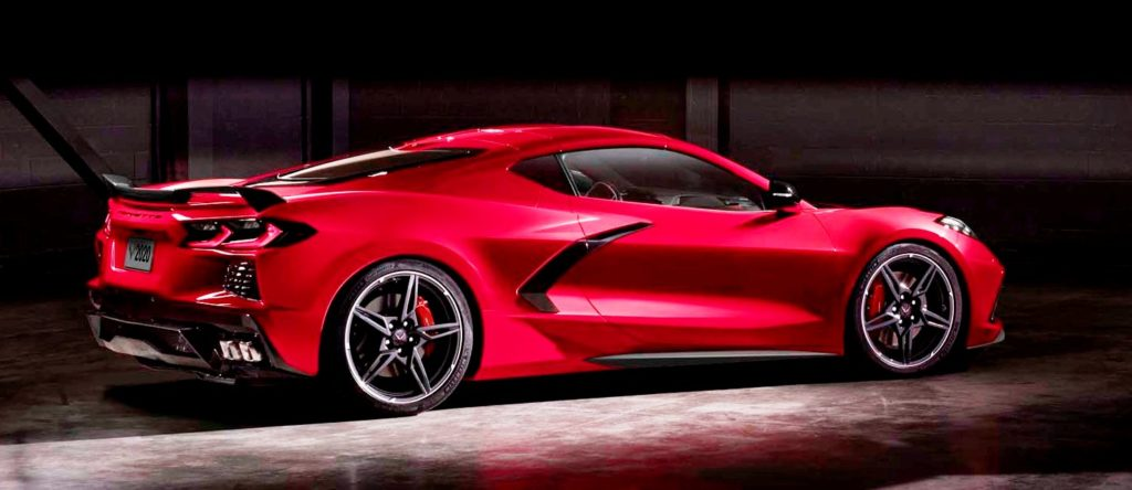 Cars We Remember - Chevy Corvette: New 2020 Stingray a mid-engine supercar