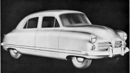 Collector Car Corner - Earle MacPherson: the strut suspension and his Chevy Cadet prototype