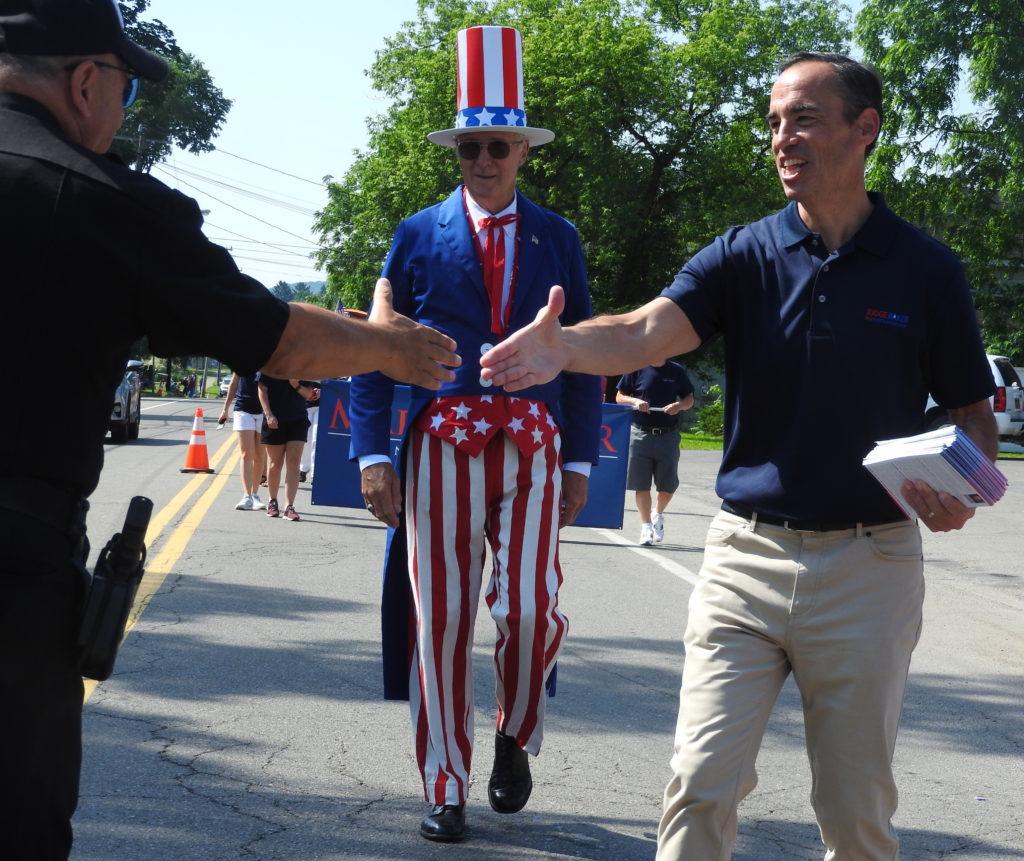 Candor celebrates with annual parade