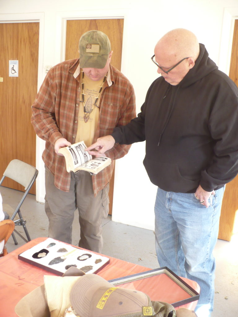 Folk Art, Flintknapping Gatherings at Bement-Billings Farmstead