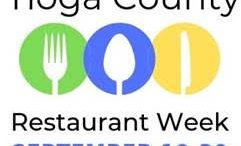 Be a part of 'Tioga County Restaurant Week'