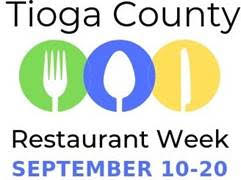 Be a part of'Tioga County Restaurant Week'
