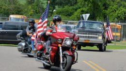 Tribute Ride honors Vietnam Veterans
