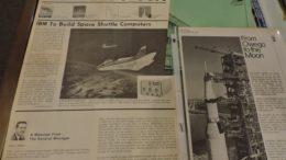 Space Exhibit links Owego's role in Moon landing