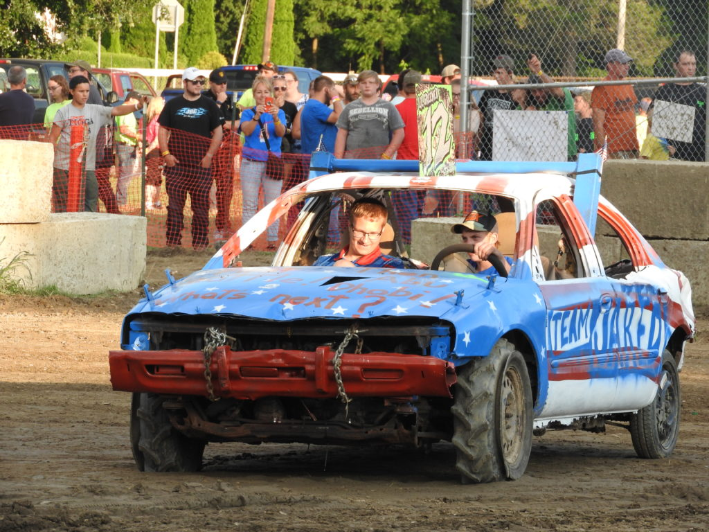Fair has record turnout on Friday; welcomes Special Olympian Jared Lamb