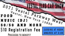 Vestal Elks to host first annual car show