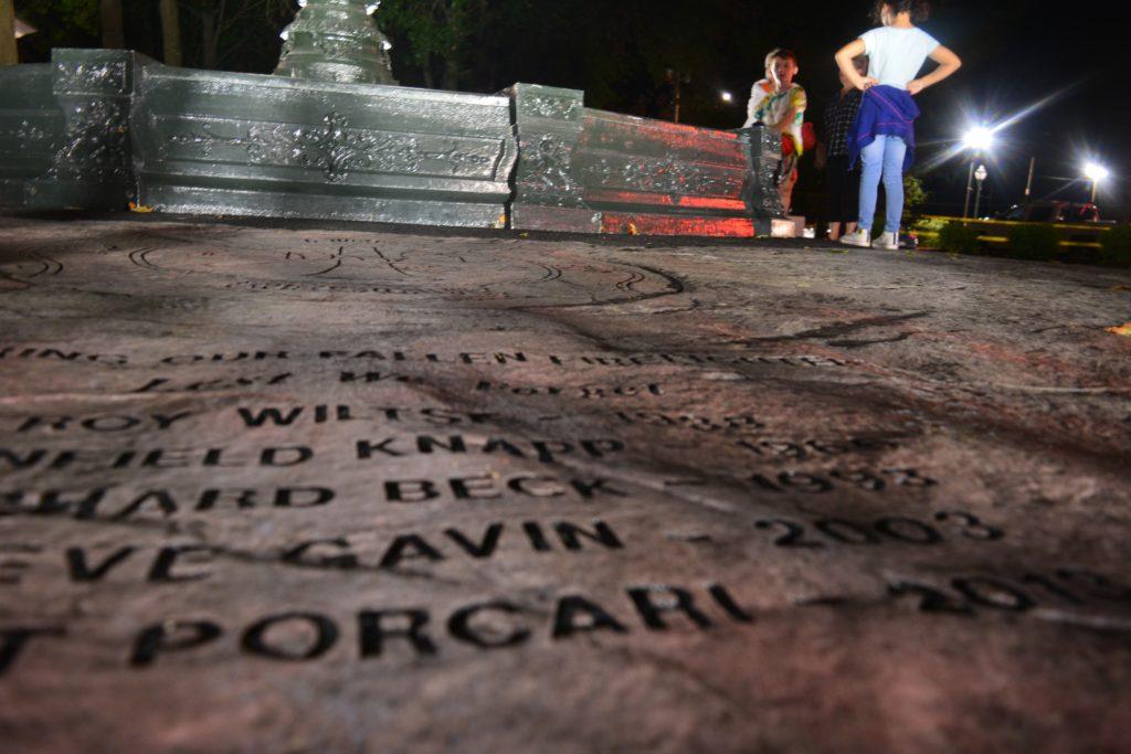 Ceremony shines a light on restoration project