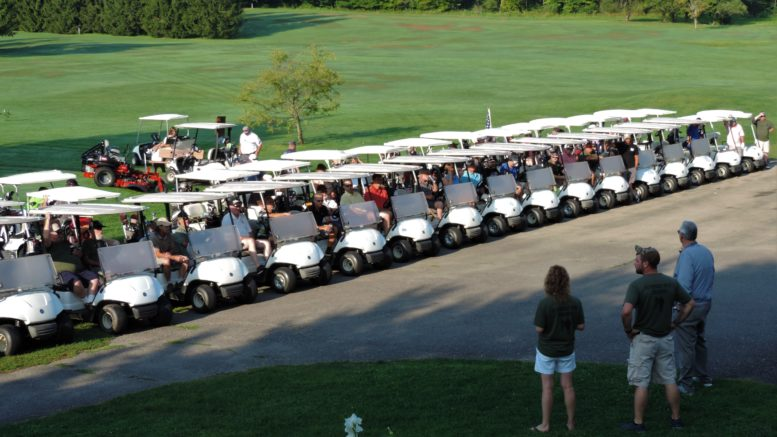 Apalachin golf tournament supports veterans and families