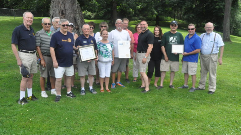 Waverly Rotary celebrates 100 years!