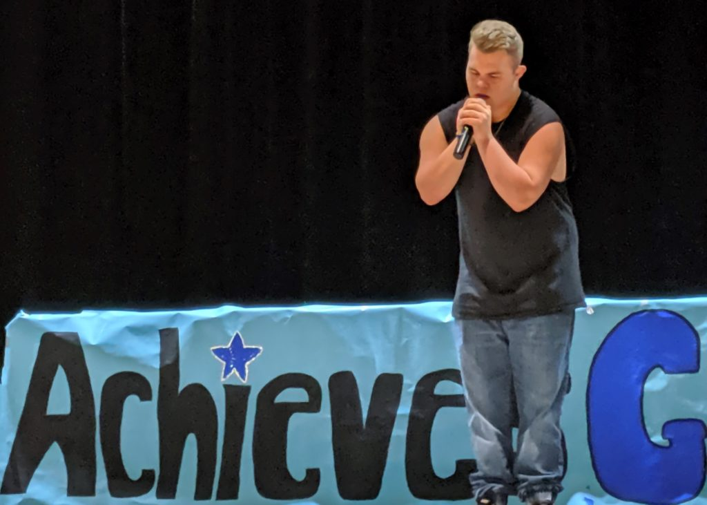 ACHIEVE concludes annual summer program with talent show