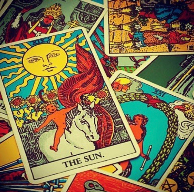 Tarot cards and more at 'Black Cat Gallery' for First Friday