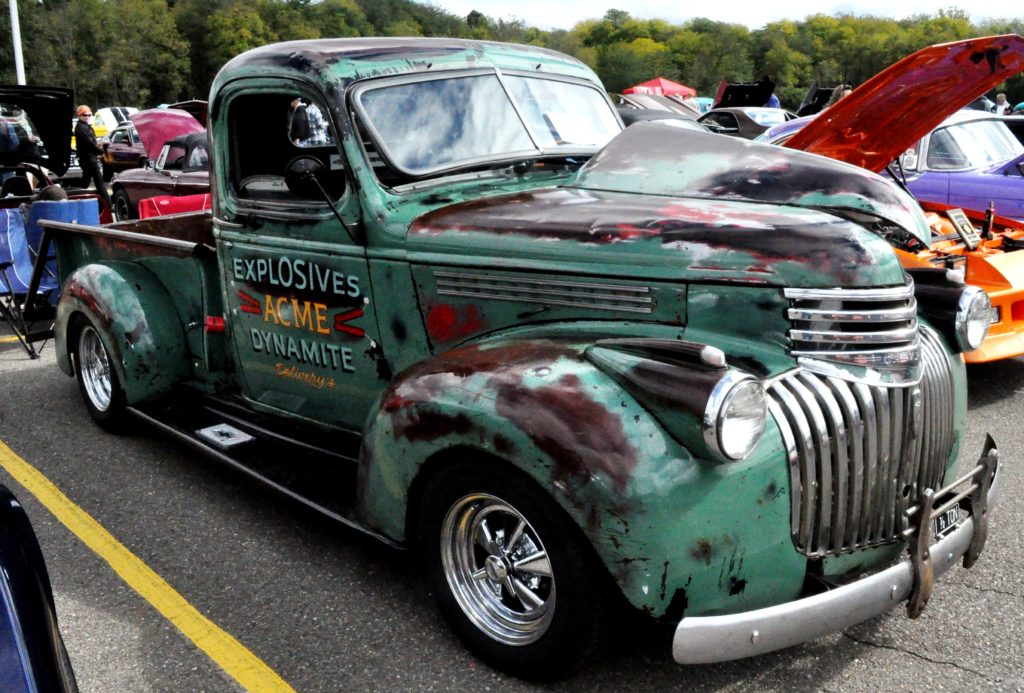 Tioga Downs Casino gears up for annual car, truck, and motorcycle show