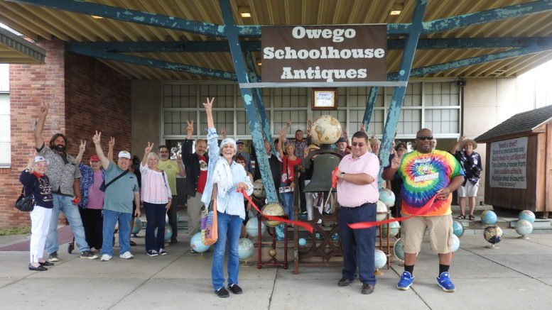 Bell ringing marks the countdown for Owego's 1st Annual International Day of Peace Festival