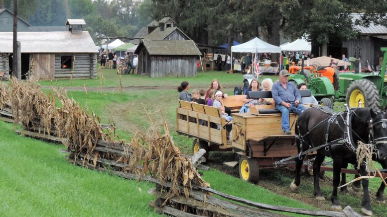 Historic portrayals and more at this year's Apple Festival