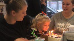 Romeo's hold special birthday celebration