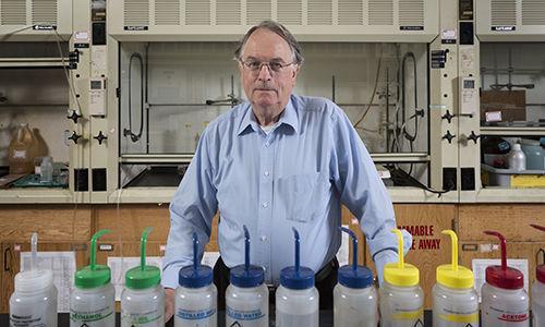 Binghamton University professor wins Nobel Prize in Chemistry