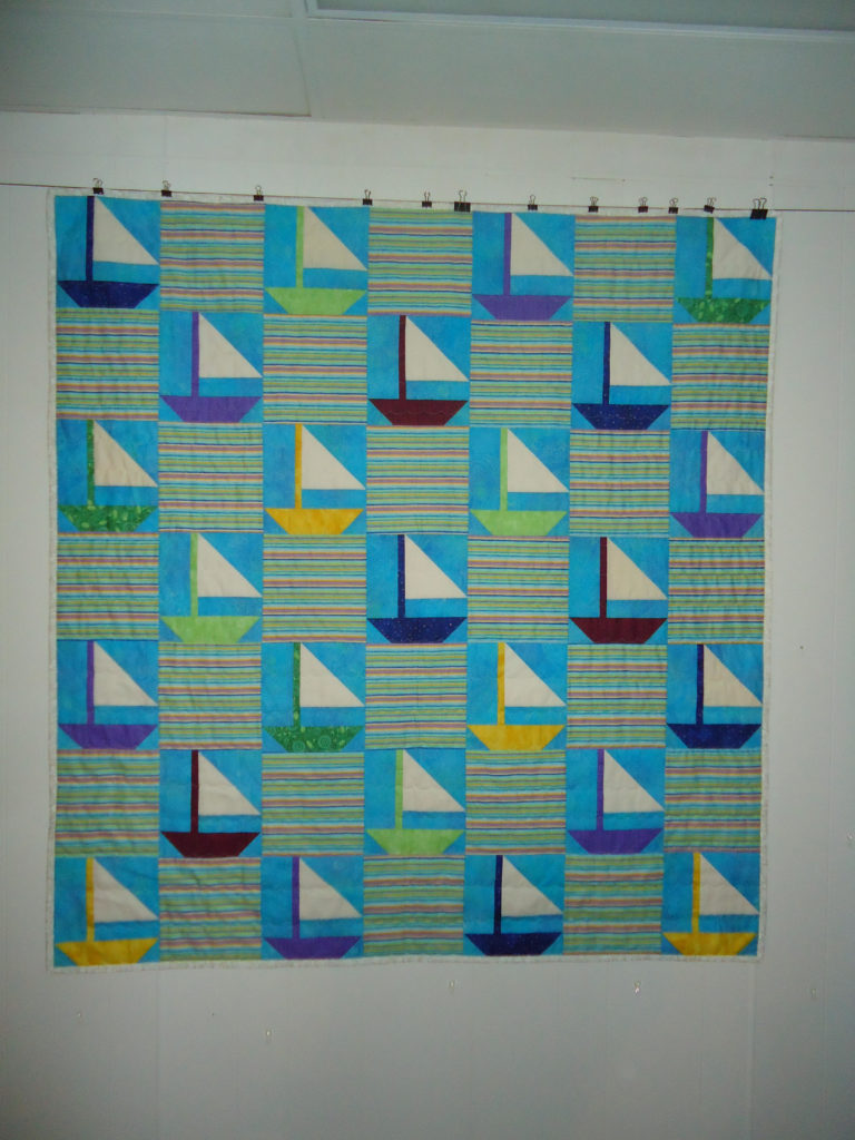 Quilted: Cotton and Color Combined quilt exhibit begins