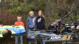 The best part of racing is winning; at least for the Vanderpool family