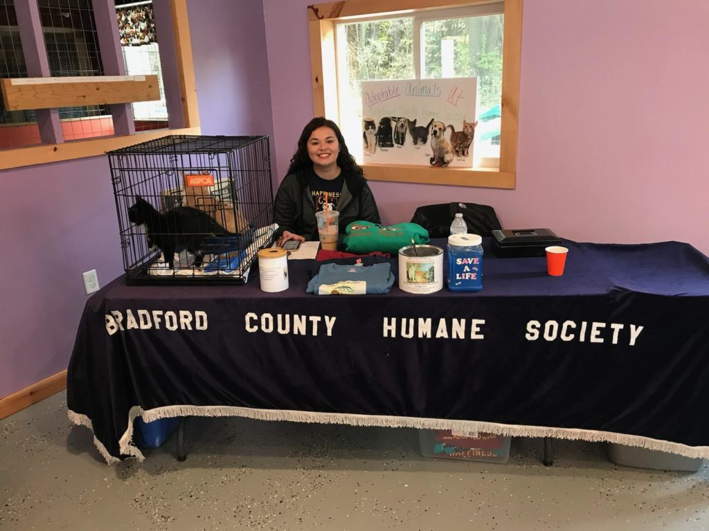 Furry Friends Inn makes donation to BCHS at 10th Anniversary event