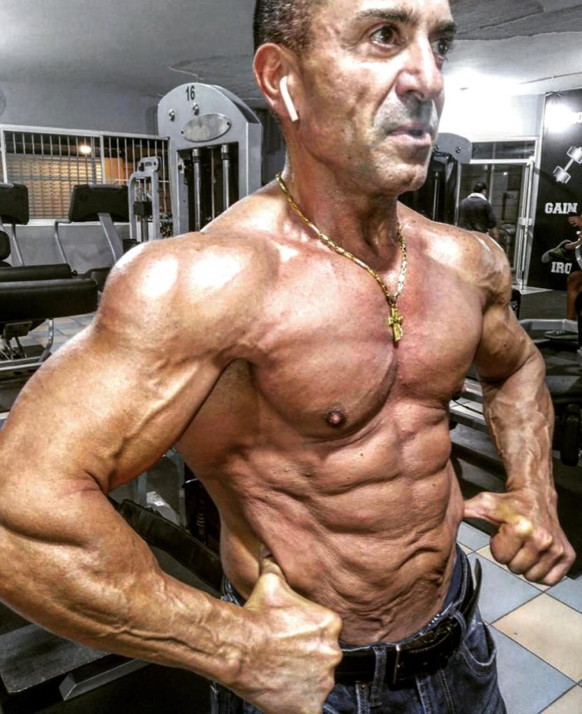 Local business owner excels in bodybuilding