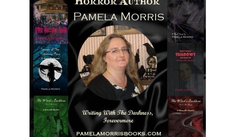 Regional Tales of Horror at Riverow Bookshop on November 1