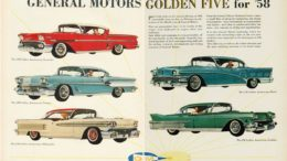 Collector Car Corner - The best and worst of 1950-decade car design