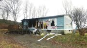 Town of Barton fire confirmed fatal