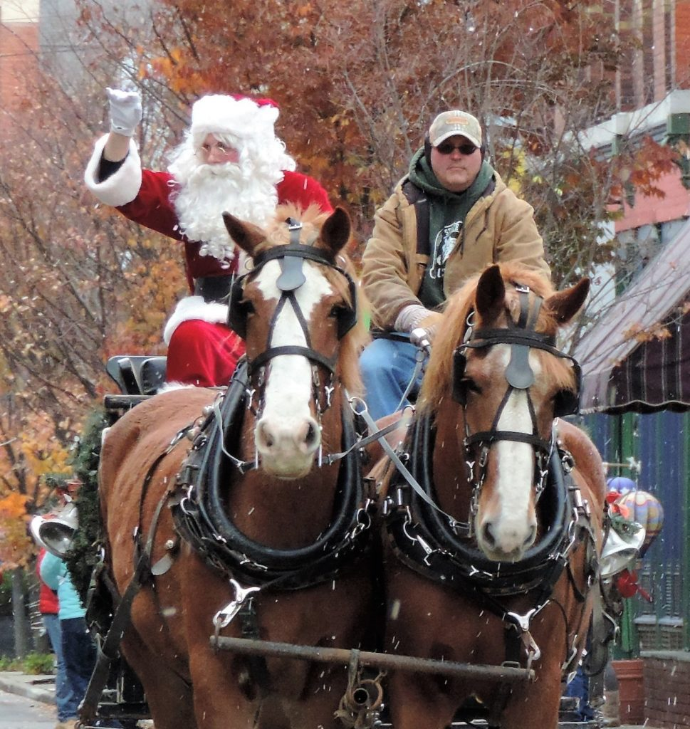Downtown Owego event to showcase the holidays!