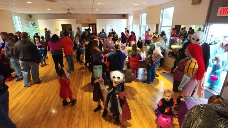 Inspire S-VE holds special Halloween event