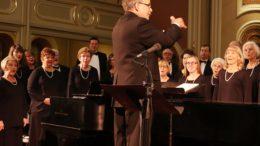 Madrigal Choir premieres new Choral Work