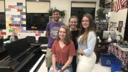 Area students to perform with best musicians in the state