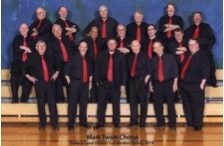 The Redeemer Recital Series presents the Mark Twain Chorus