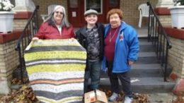 Student project helps out homeless veterans