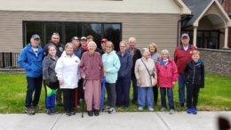 Walk raises money for Heifer International