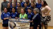 Candor girls bring home Championship