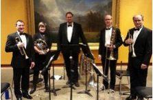Redeemer Recital Series presents 'Christmas Brass' by the OSFL Brass Quintet