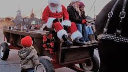 Holiday Magic taking place on December 14 in Newark Valley