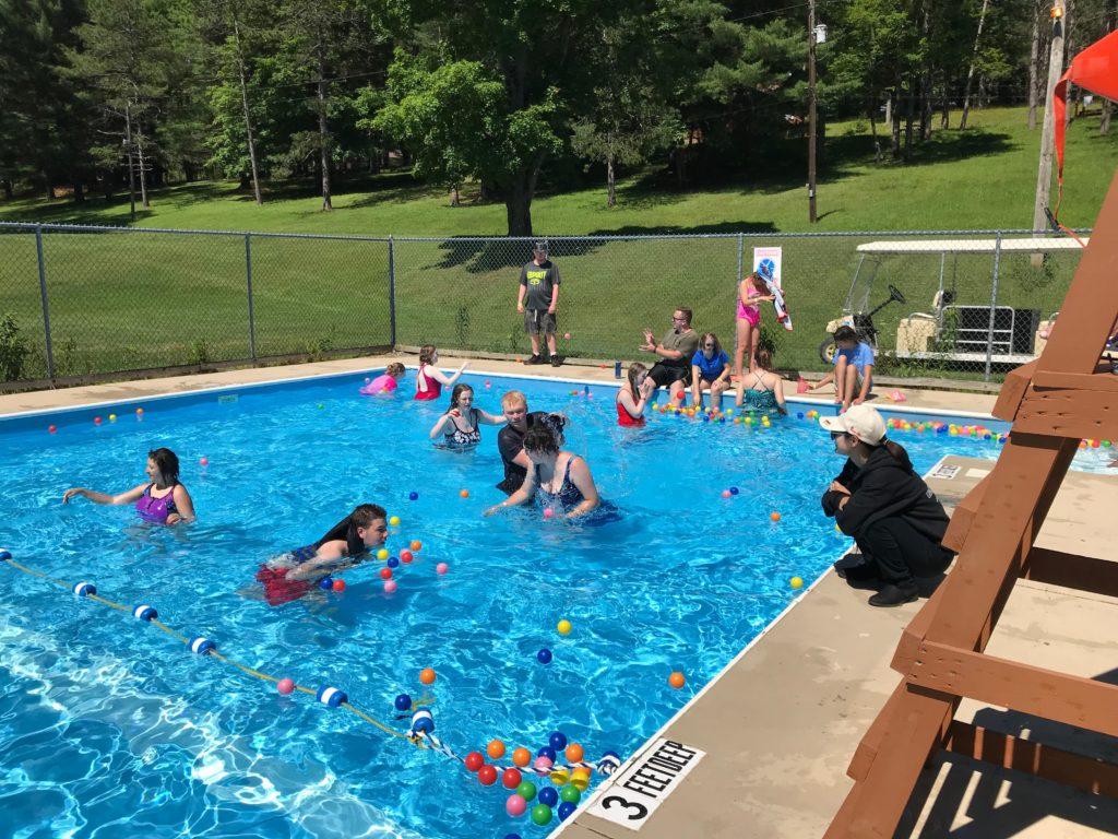 Lions Camp Badger is accepting camper registrations; hiring for summer season