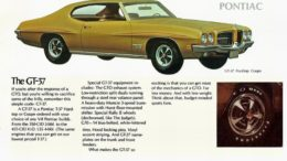 Collector Car Corner - 1971 Pontiac GT-37 worthy of restoration and how it 'fooled' the insurance companies
