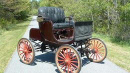 Collector Car Corner - 1904 Buffum: a first generation 4-cylinder automobile built in America