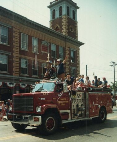 Owego to Host Central NY Fire Convention in July